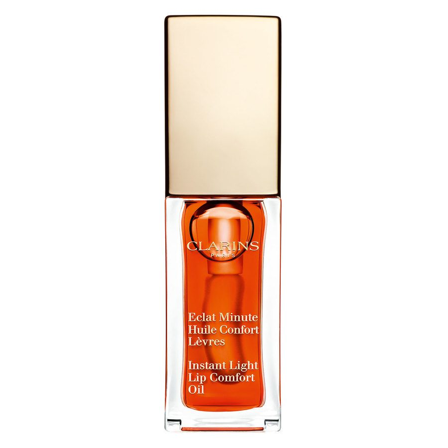 Clarins Instant Light Lip Comfort Oil #05 Tangerine 7 ml