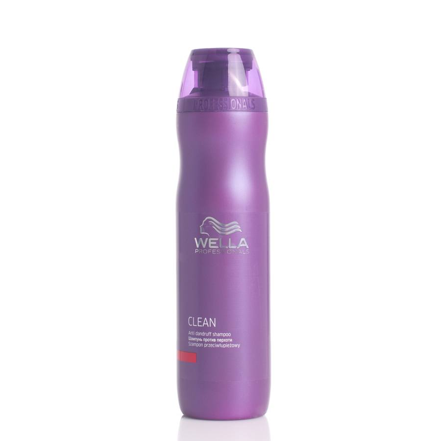 Wella Professionals Balance Clean Anti-Dandruff Shampoo 250ml