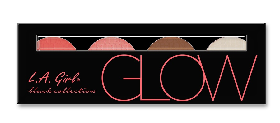 L.A. Girl Blush Collection Glow GBL571