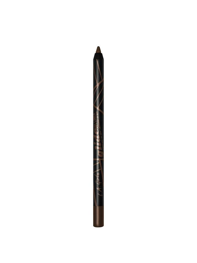 L.A. Girl Gel Glide Eyeliner Pencil Dark Brown GP354