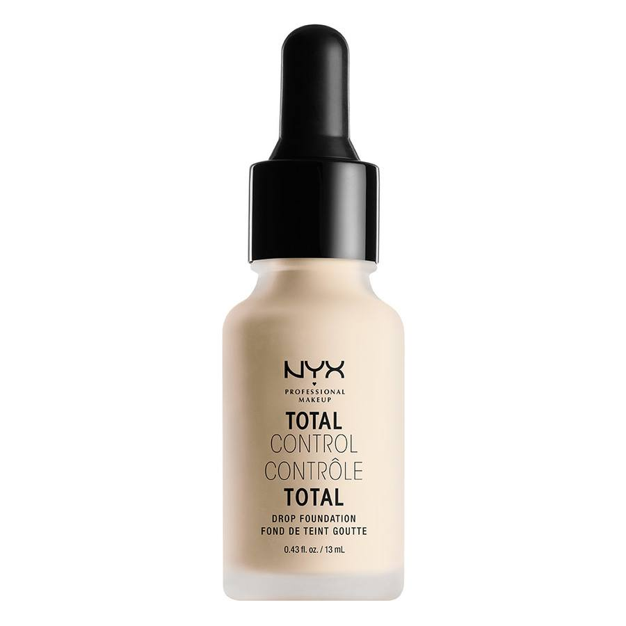 NYX Prof. Makeup Total Control Drop Foundation Pale DF01 13ml