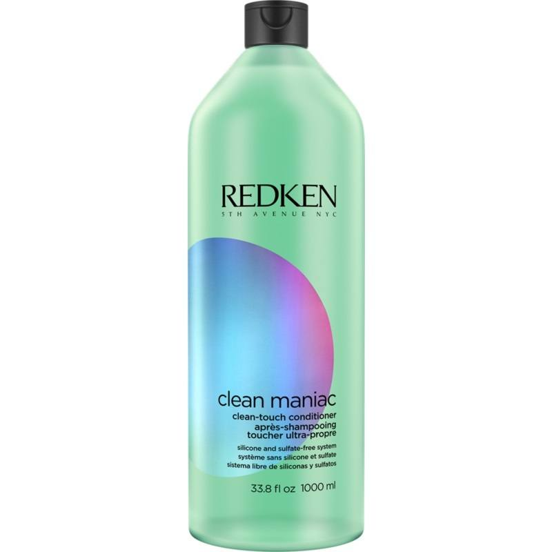 Redken Clean Maniac Clean Trouch Conditioner 1000ml