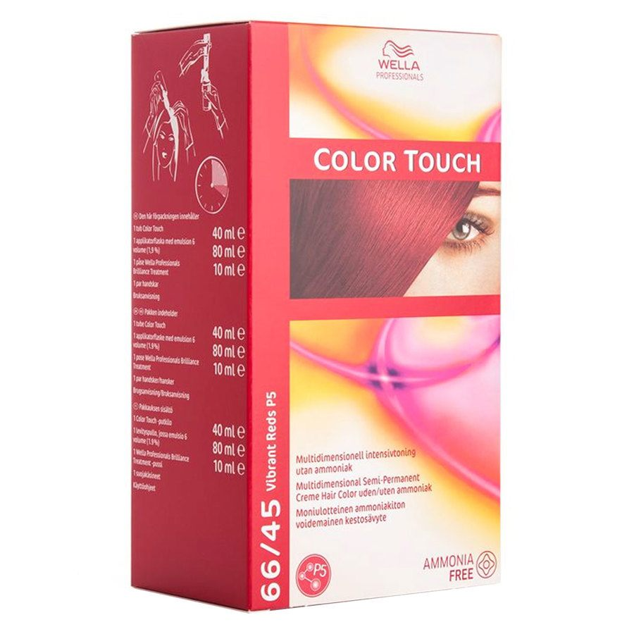 Wella Professionals Color Touch CT OTC 100 ml 66/45 Vibrant Red P5 SKAN