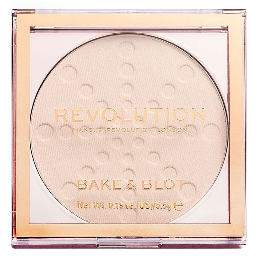 Makeup Revolution Bake And Blot Translucent 5,5 g