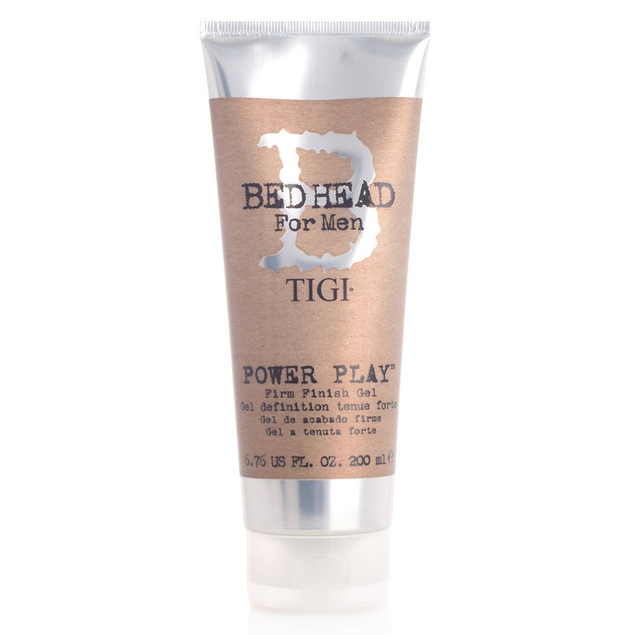 TIGI Bed Head For Men Power Play Firm Finish Gel 200 ml