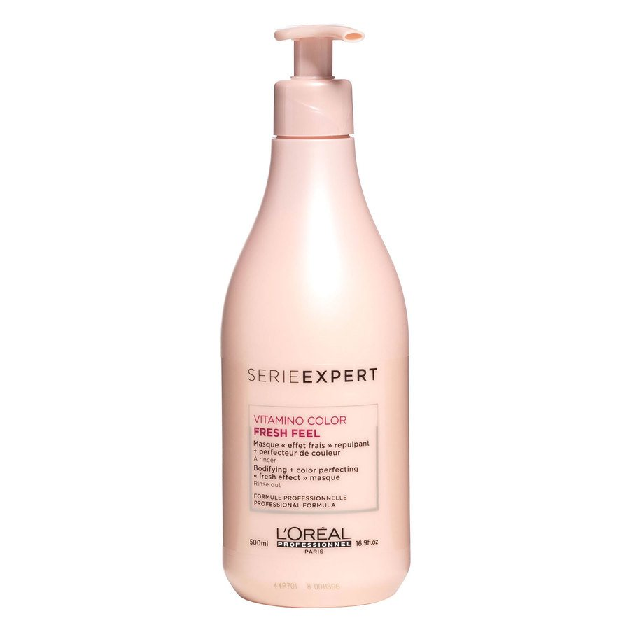L'Oréal Professionnel Série Expert Vitamino Color Fresh Feel Mask 500 ml