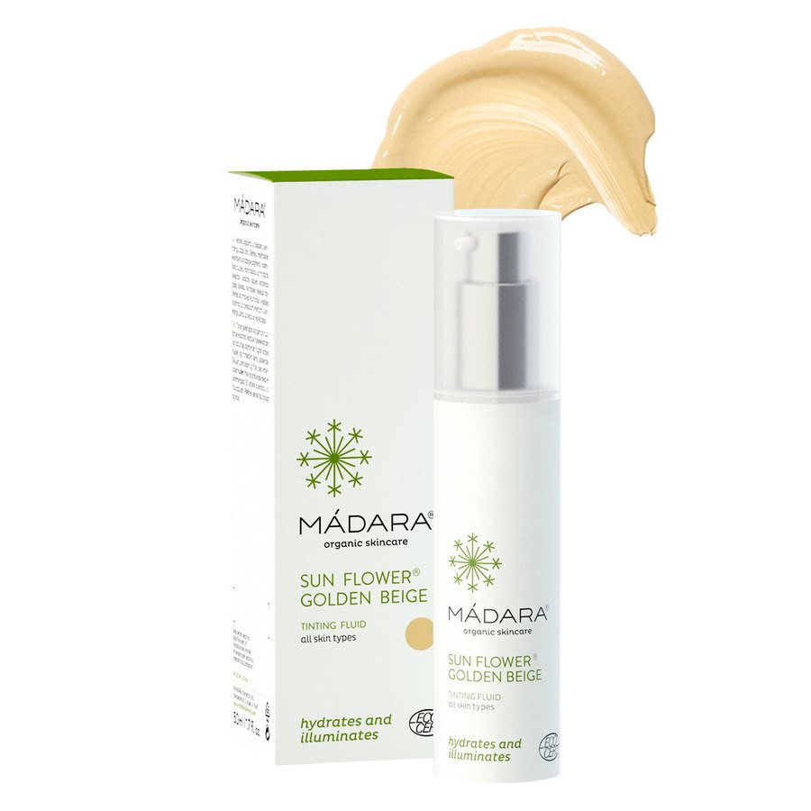 Mádara Sunflower - Tinting FluidGolden Beige 50ml