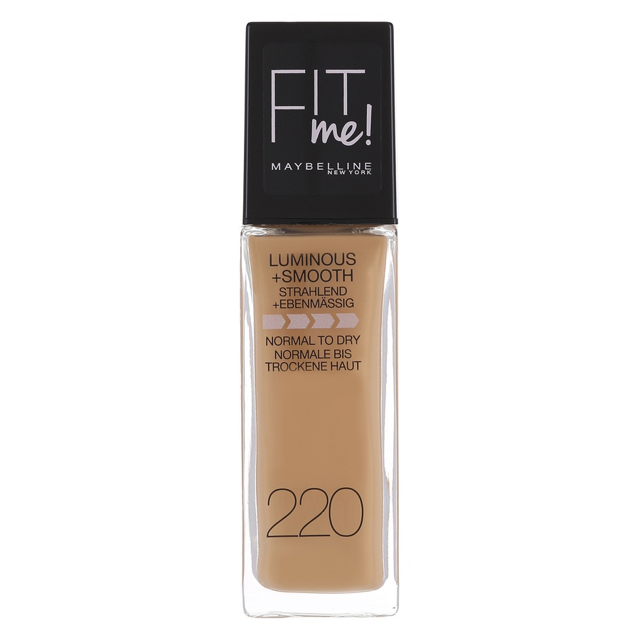Maybelline Fit Me Liquid Foundation Natural Beige 220 30 ml