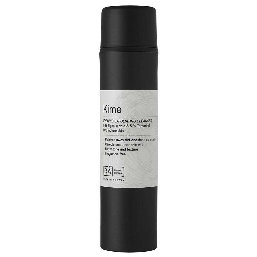 RÅ Organic Skincare Kime Evening Exfoliating Cleanser 150ml