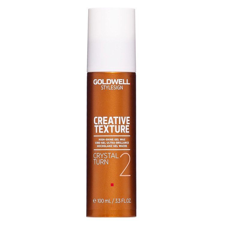 Goldwell Stylesign Texture Crystal Turn High Creative-Shine Gel Wax 100 ml
