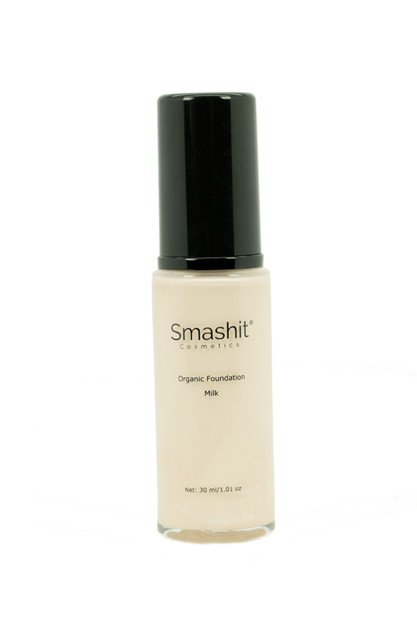 Smashit Cosmetics Organic Foundation Milk 30ml