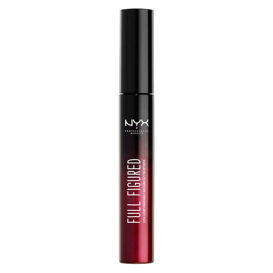 NYX Prof. Makeup Lush Lashes Mascara Full Figured 15 ml