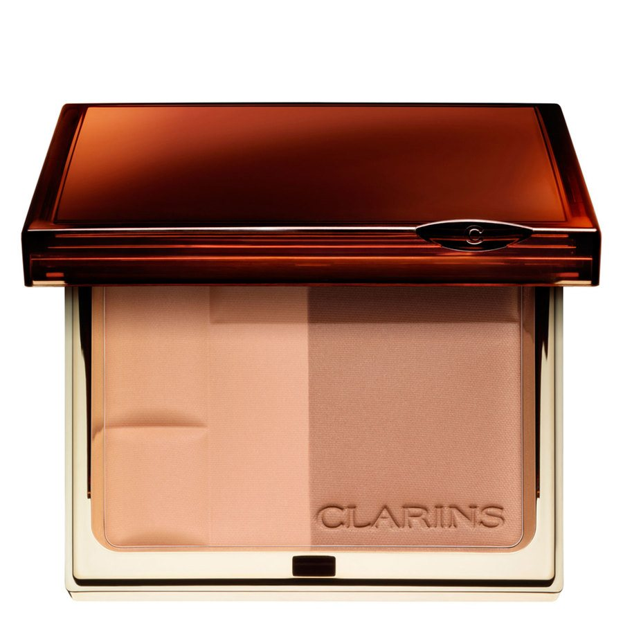 Clarins Bronzing Duo SPF15 Mineral Powder Compact #01 Light 10 g