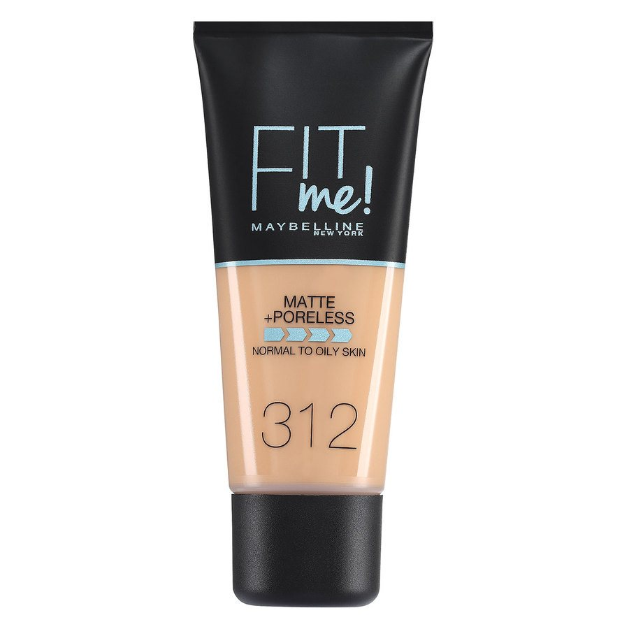 Maybelline Fit Me Matte + Poreless Foundation Golden 30 ml
