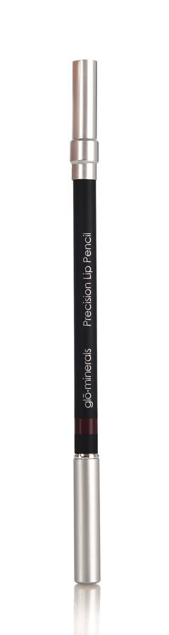 glóMinerals Precision Lip Pencil Vino