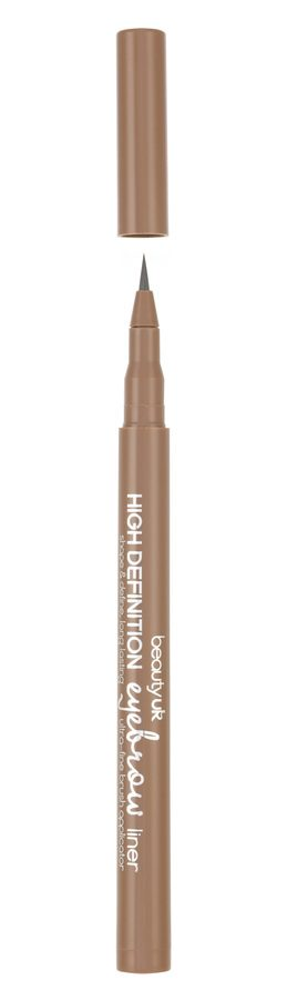 Beauty UK High Definition Eyebrow Liner No. 2 Soft Brown