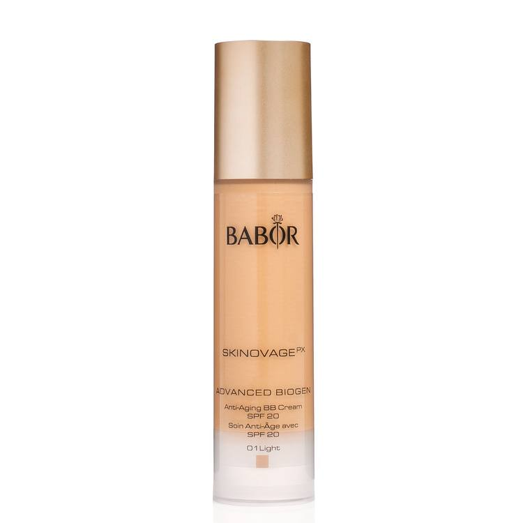 Babor Advanced Biogen Anti-Aging BB Cream 01 Light Spf 20 50 ml