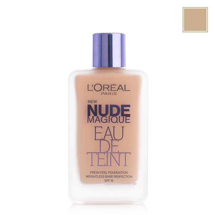 L'Oréal Paris Eau De Teint Foundation 120 Make Up