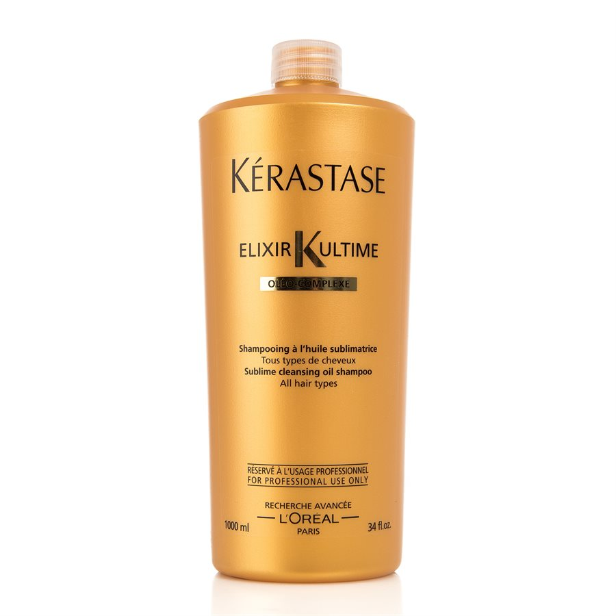 Kérastase Elixir Ultime Oil Shampoo 1000 ml