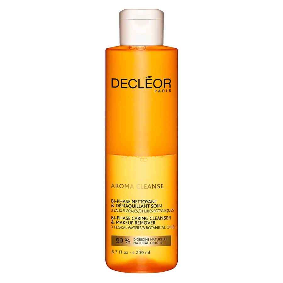 Decléor Aroma Cleanse Bi-Phase Caring Cleanser & Makeup Remover 200ml