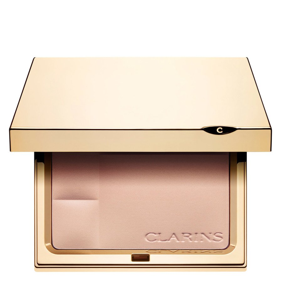 Clarins Ever Matte Mineral Powder Compact #00 Transparent Opal 10 g