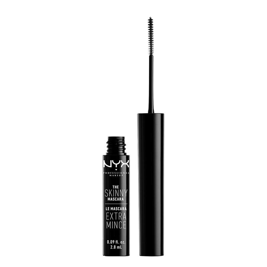 NYX Prof. Makeup The Skinny Mascara Black