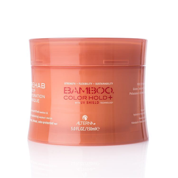 Alterna Bamboo UV+ Rehab Deep Hydration Masque 150 ml