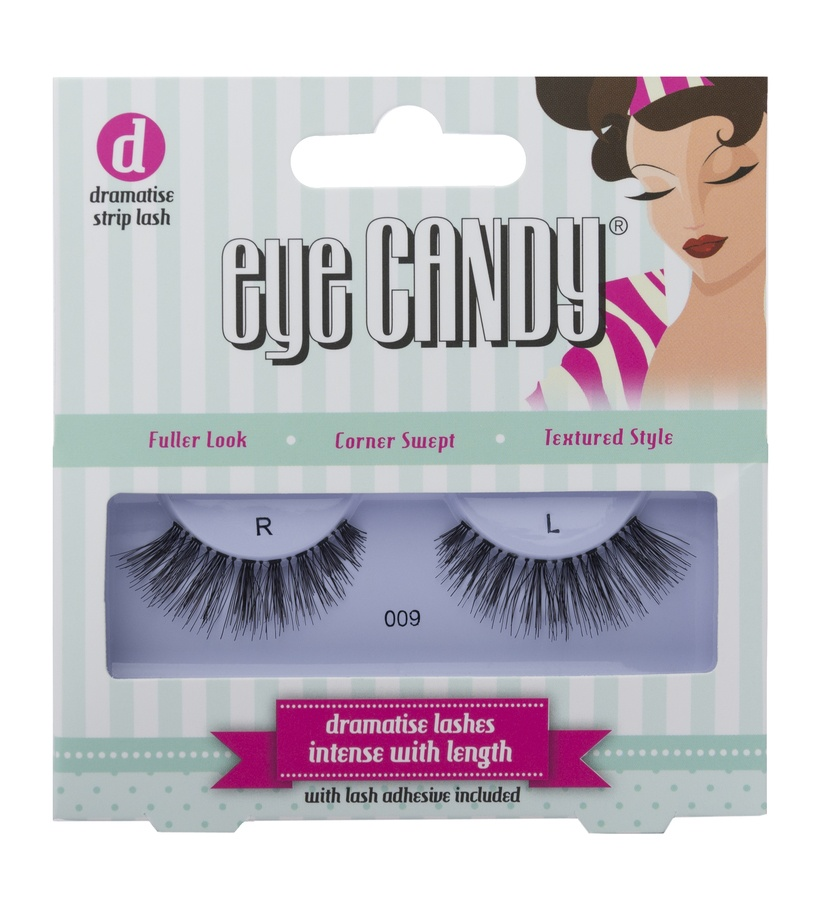 Eye Candy Dramatise Strip Lash 009