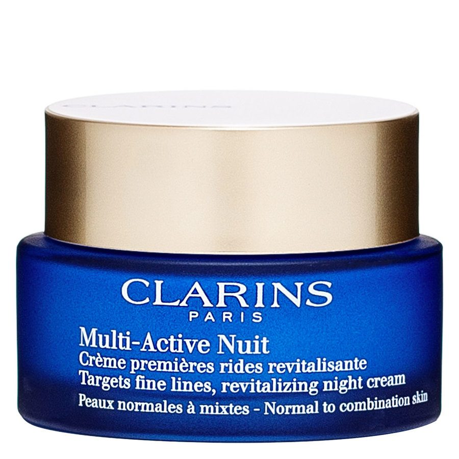Clarins Multi Active Nuit Night Cream Normal To Combination 50ml