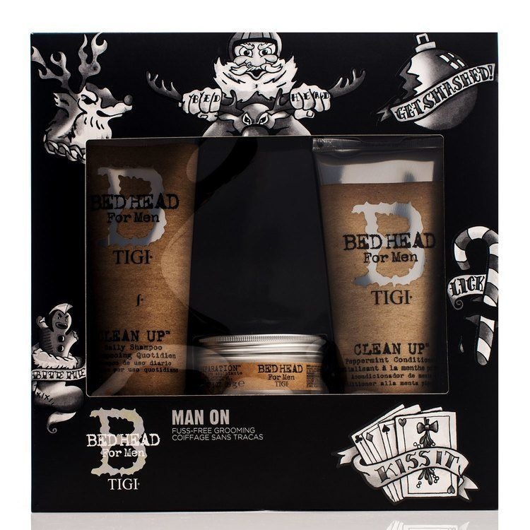 Tigi Bed Head Man On Set 3 delar