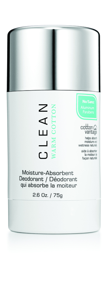 CLEAN Warm Cotton Deodorant 75 g
