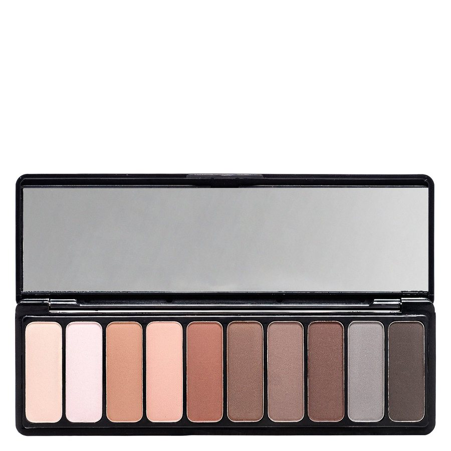 e.l.f. Matte Eyeshadow Palette Mad For Matte 14 g