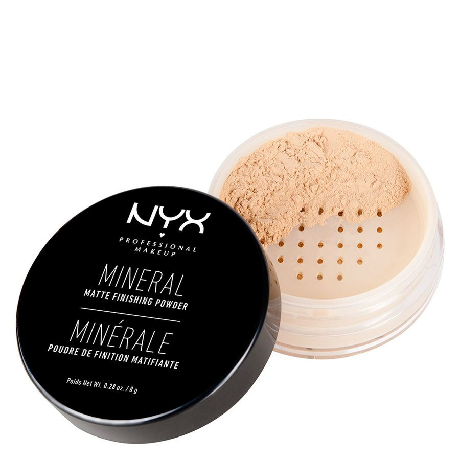 NYX Professional Makeup Mineral Finishing Powder Light/Medium