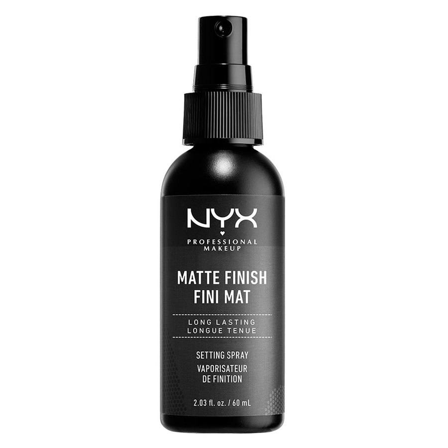 NYX Prof. Makeup Make Up Setting Spray Matte Finish/Long Lasting