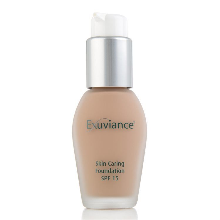 Exuviance CoverBlend Skin Caring Foundation SPF 15 Neutral Sand 30 ml