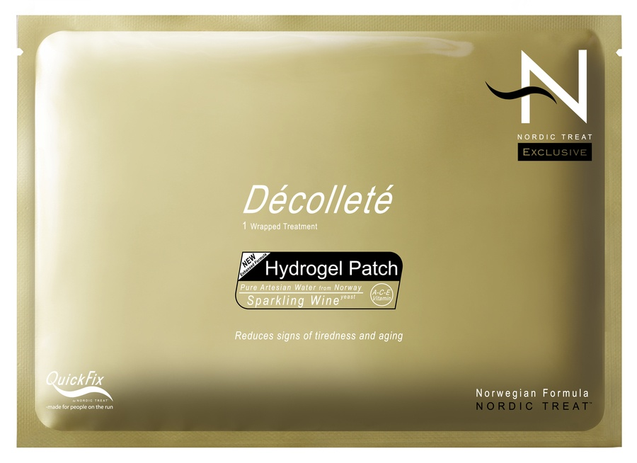 Nordic Treat Hydrogel Décolleté Patch