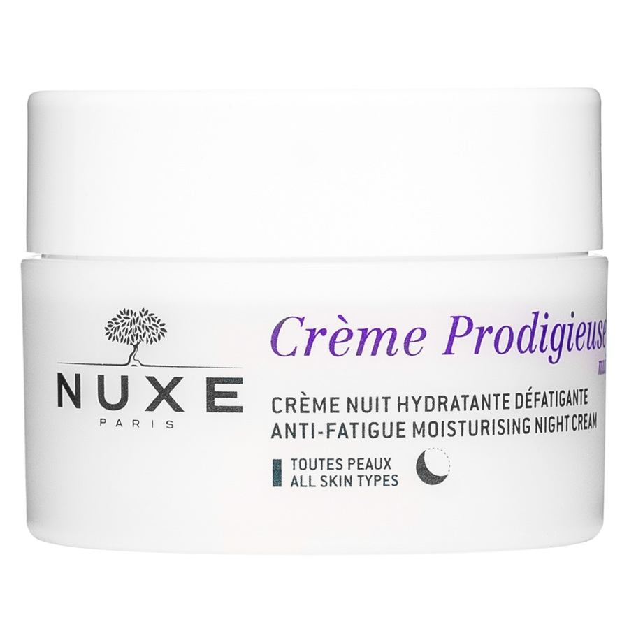 Nuxe Prodigieuse Night Anti Fatigue Moisturizing Cream 50 ml