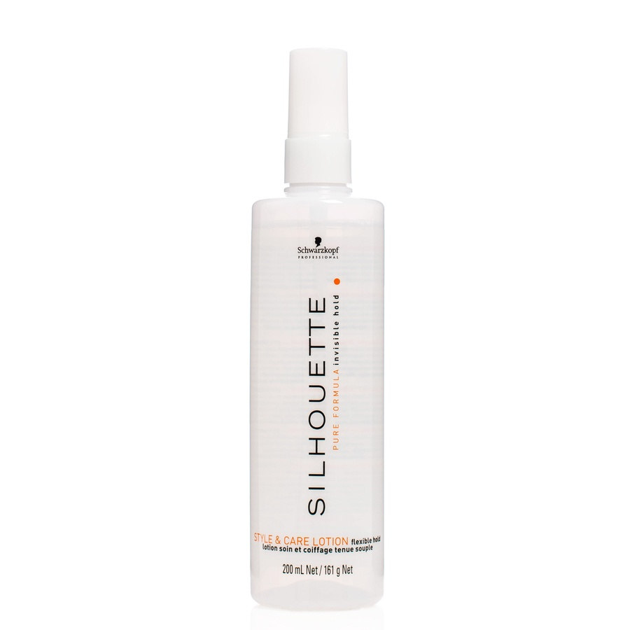 Silhouette Flexible Hold Styling & Care Lotion 200 ml