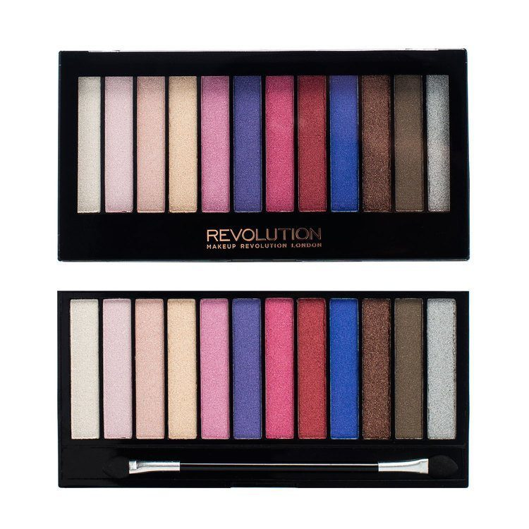 Makeup Revolution Redemption Palettes Unicorns Are Real 14 g