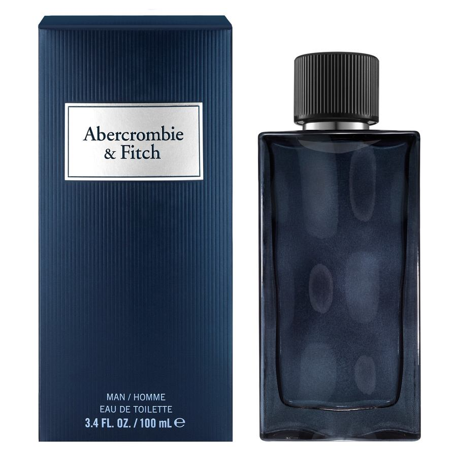 Abercrombie & Fitch First Instinct Blue Men Eau de Toilette 100 ml