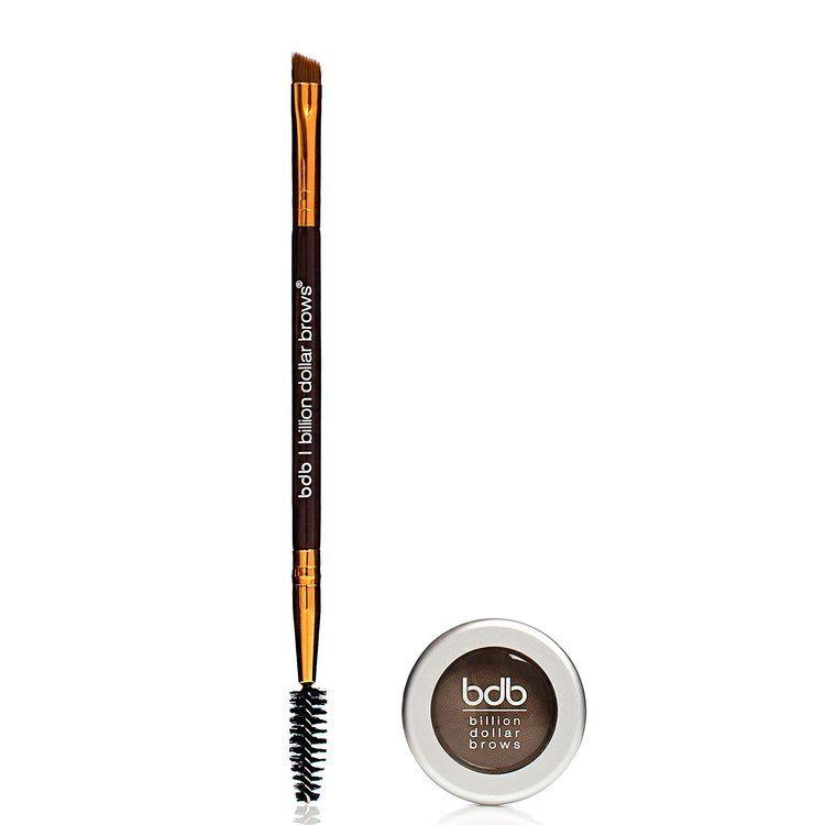 Billion Dollar Brows 60 Seconds To Beautiful Brows Kit i 2 delar