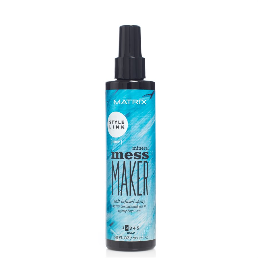Matrix Style Link Salt Infused Spray 200 ml