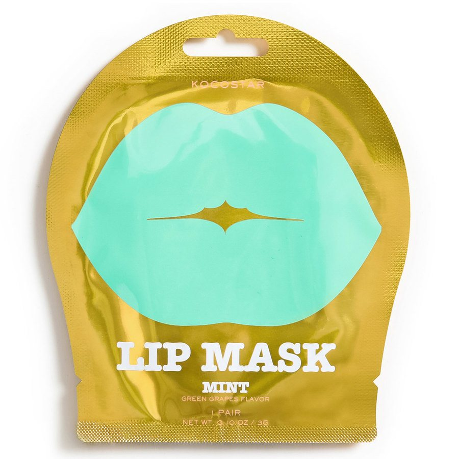 Kocostar Lip Mask Mint Grape 1 Pair