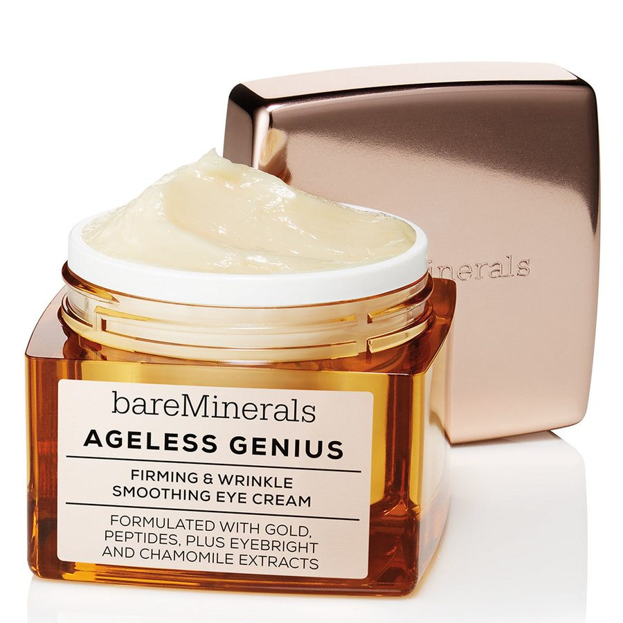 BareMinerals Ageless Genius Firming & Wrinkle Smoothing Eye Cream 15g