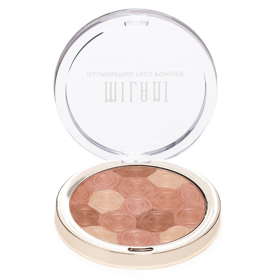 Milani Illuminating Face Powder Hermose Rose 10g