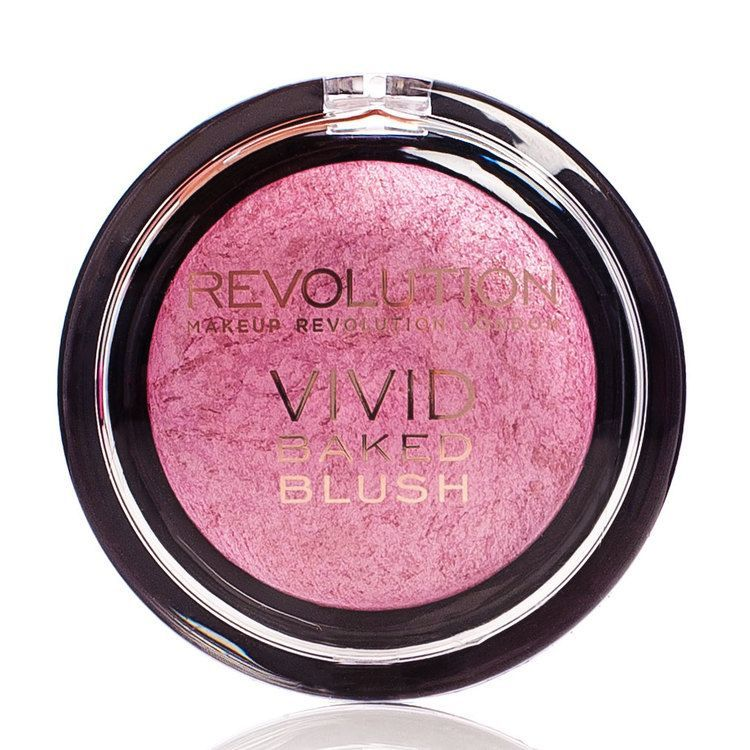 Makeup Revolution Vivid Baked Blush Bang Bang You're Dead