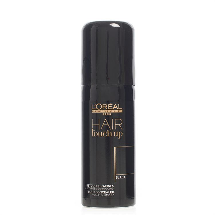 L'Oréal Professionnel LP Hair Touch Up Black 75ml
