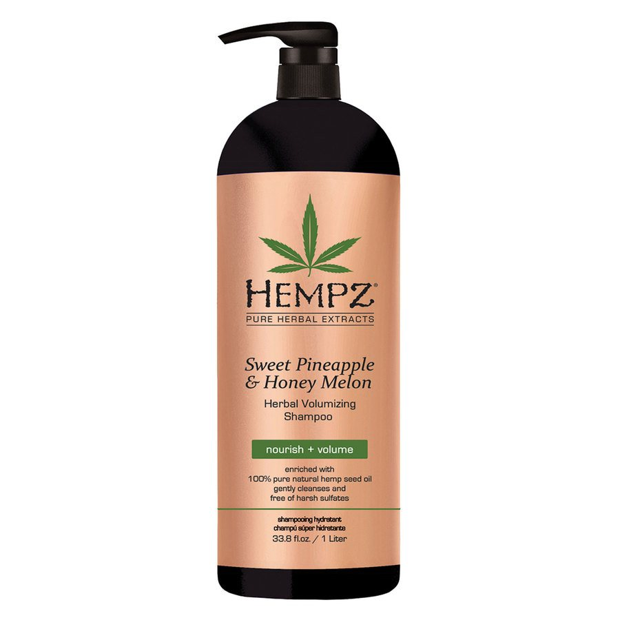 Hempz Sweet Pineapple & Honey Melon Volumizing Shampoo 1000 ml