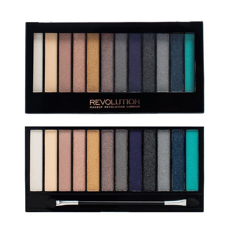 Makeup Revolution Redemption Palette Essential Day to Night 14 g