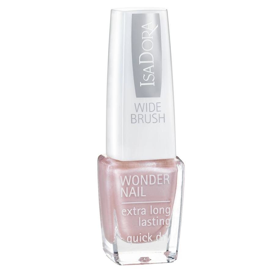 IsaDora Wonder Nail Wide Brush 614 Glacè 6ml